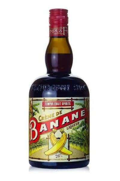 Tempus Fugit Spirits 'Creme De Banane' Banana Liqueur