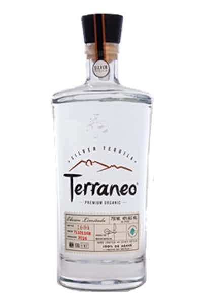 Terraneo Tequila Silver Estat