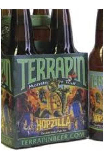 Terrapin Hopzilla Double IPA