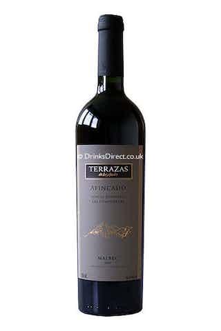 Terrazas De Los Andes Wines Buy Online Drizly
