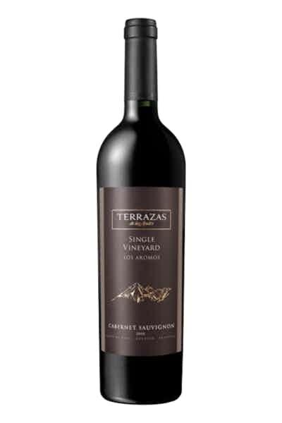 Terrazas Single Vineyard Los Aromos Cabernet Sauvignon 2008