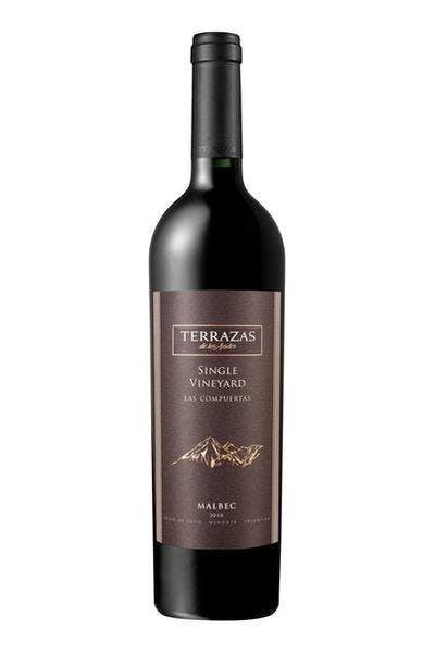 Terrazas Single Vineyard Malbec 2009