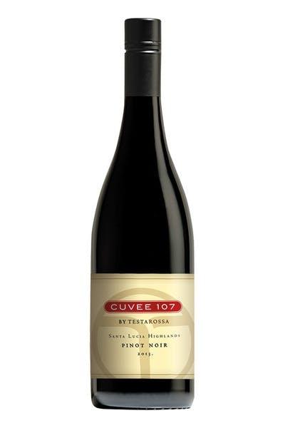 Testarossa Pinot Noir Cuvee 107