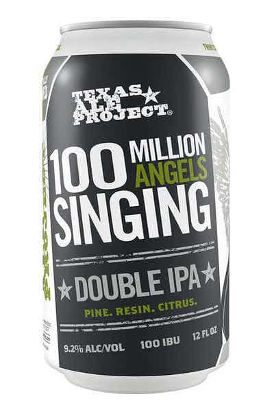 Texas Ale Project 100 Million Angels Singing Double IPA