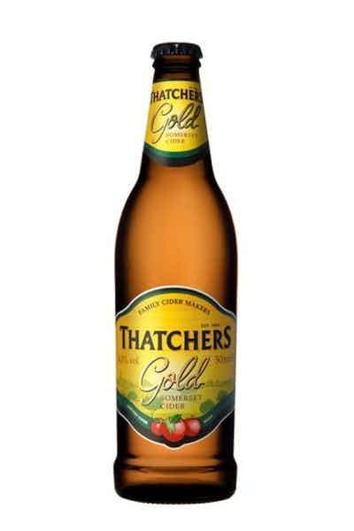 Thatcher's Organic Gold Cider