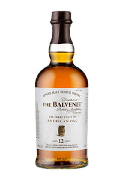 The Balvenie 12 Year Old Sweet Toast of American Oak Scotch Whisky