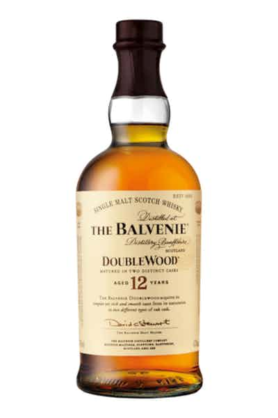 The Balvenie 12 Year Old DoubleWood Single Malt Scotch Whisky
