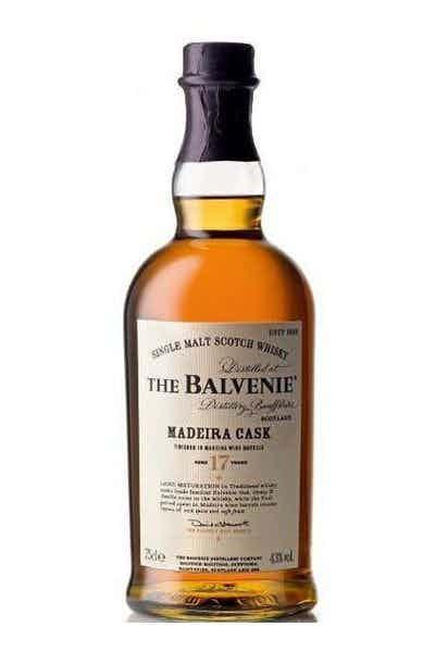 The Balvenie Madeira Cask 17 Year Old