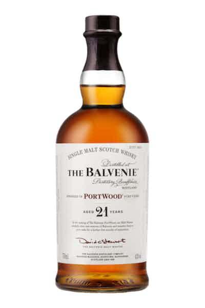 The Balvenie 21 Year Old Portwood Single Malt Scotch Whisky