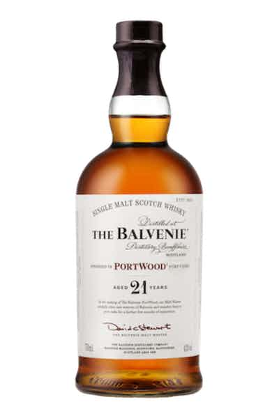 The Balvenie 21 Year Old Portwood Single Malt Scotch Whisky