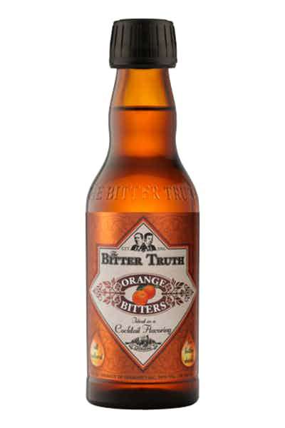 The Bitter Truth Orange Bitters