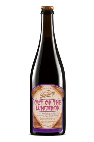 The Bruery Out Of The Lunchbox PB&J