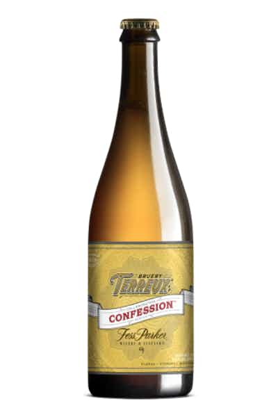 The Bruery Terreaux: Confession
