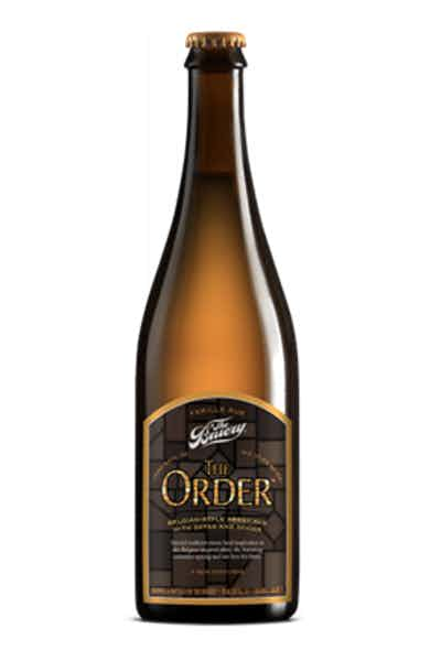 The Bruery The Order Belgian Strong Dark Ale