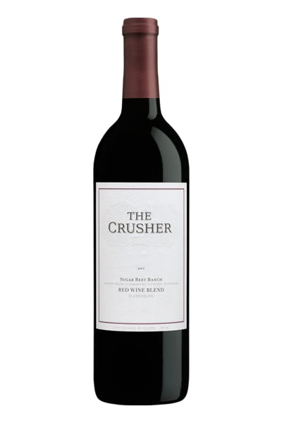 The Crusher Sugar Beet Ranch Red Blend
