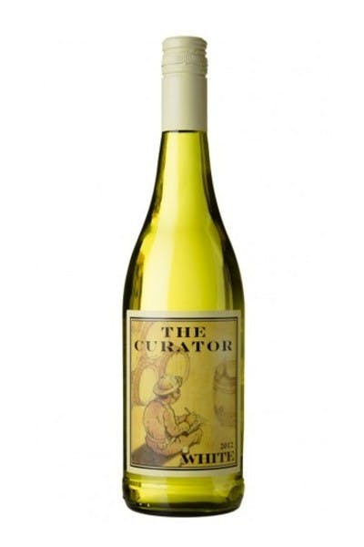 The Curator White Blend