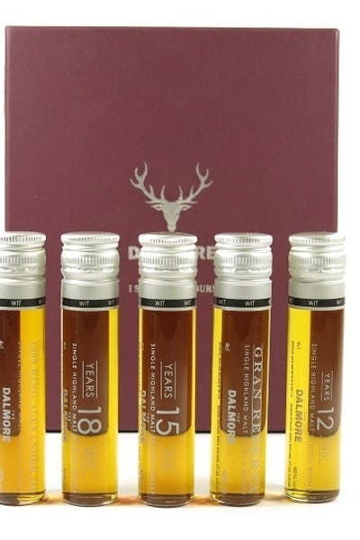 The Dalmore Gift Pack