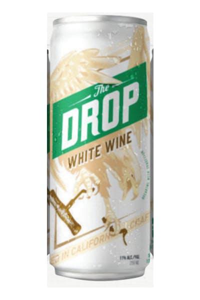 The Drop Cali White Wine