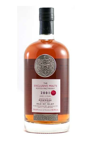 The Exclusive Malts Bowmore 15 Year