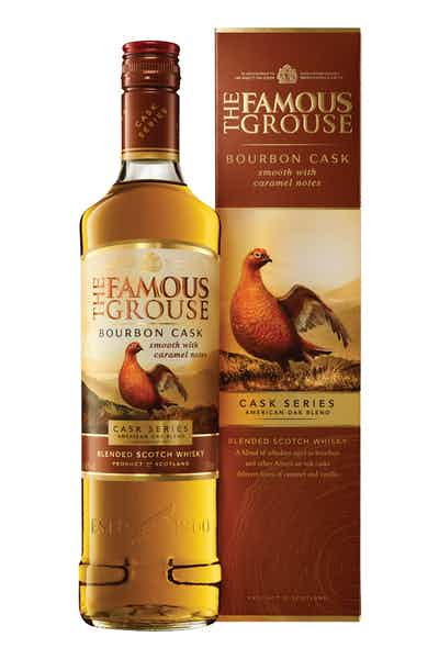 The Famous Grouse Bourbon Cask Blended Scotch Whiskey