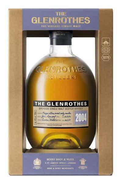 The Glenrothes Vintage 2004 Single Malt Scotch Whisky