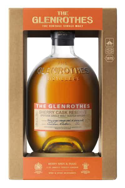 The Glenrothes Sherry Cask Reserve Single Malt Scotch Whisky