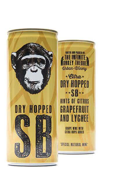 The Infinite Monkey Theorem Dry Hopped Sauvignon Blanc