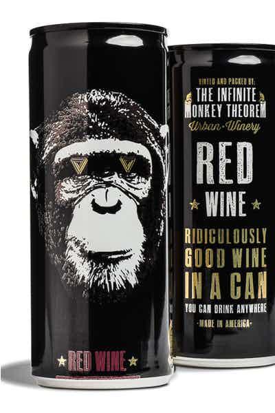 The Infinite Monkey Theorem Red