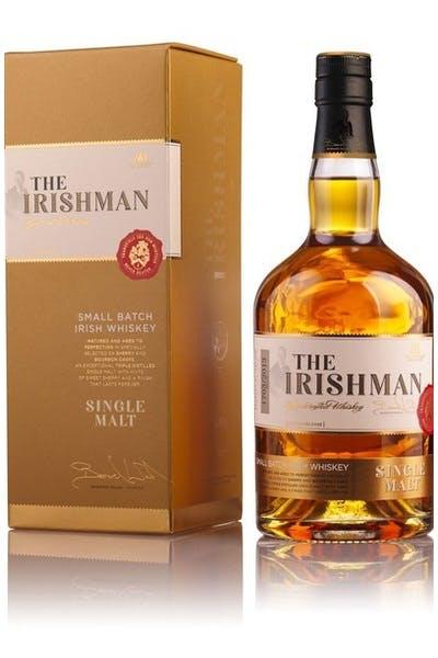 The Irishman Single Malt