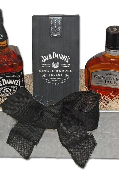 The Jack Daniels Gift Basket