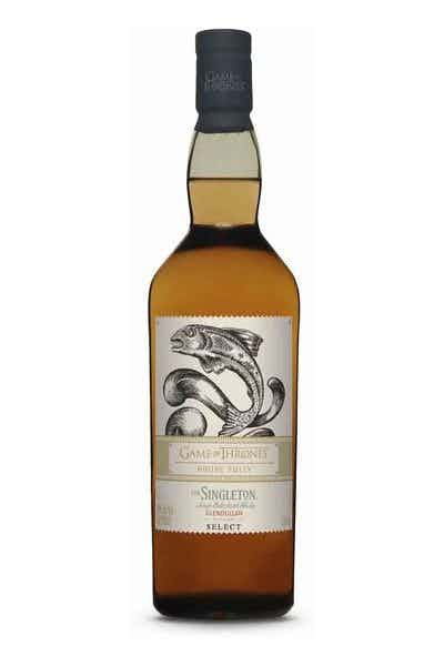The Singleton of Glendullan Game of Thrones House Tully Select Single Malt Scotch Whisky