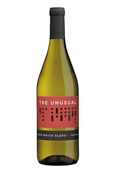 The Unusual White Blend
