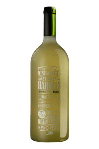 The Winemaker's Secret Barrels White Blend