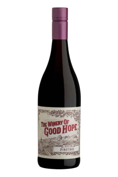 The Winery Of Good Hope Bush Vine Pinotage