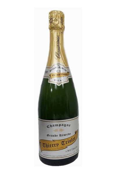 Thierry Triolet Grande Reserve Brut Champagne