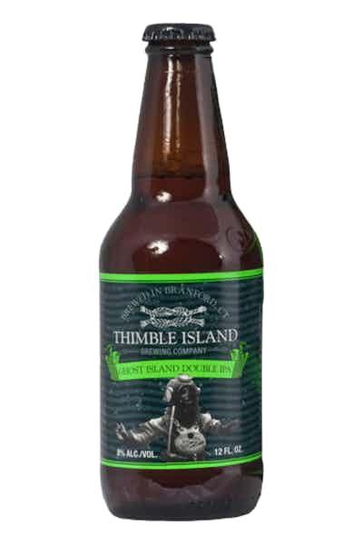 Thimble Island Ghost Island Double IPA