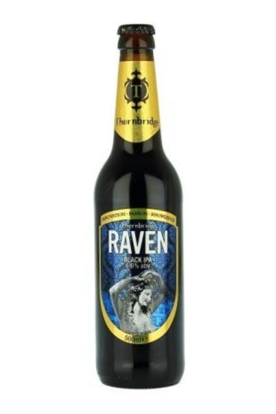 Thornbridge Wild Raven Black IPA