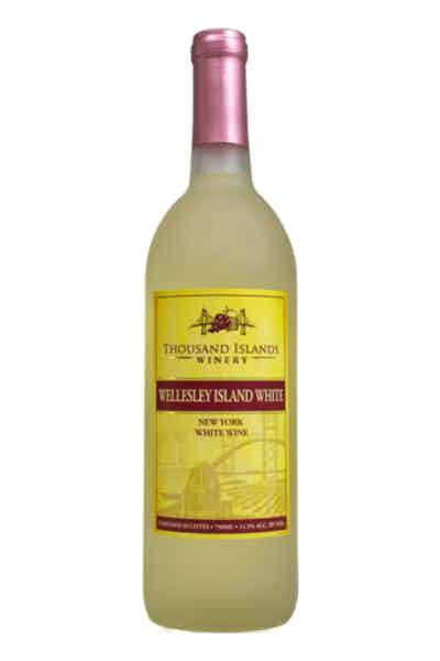 Thousand Islands Winery Wellesley Island White