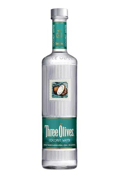 Three Olives Coconut Water Vodka