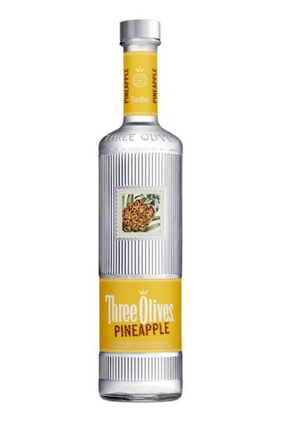 Three Olives Pineapple Vodka