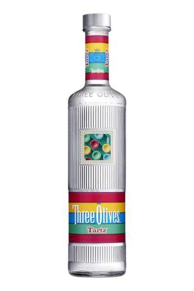 Three Olives Tartz Vodka