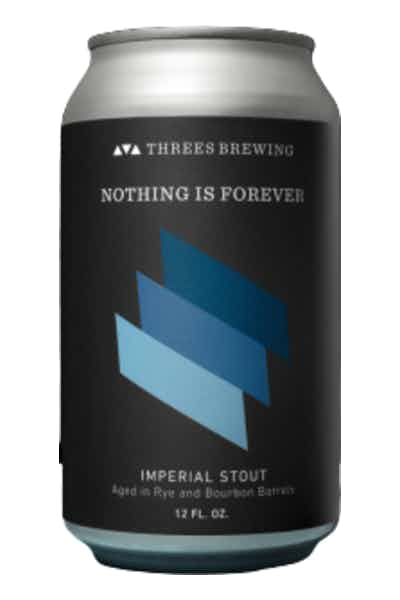 Threes Brewing Nothing Is Forever Stout