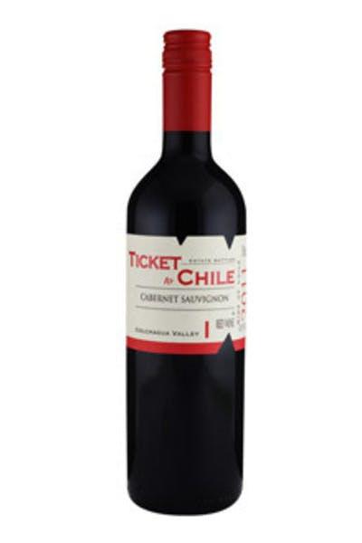 Ticket to Chile Cabernet Sauvignon