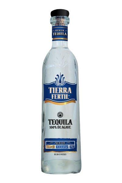 Tierra Fertil Blanco Tequila