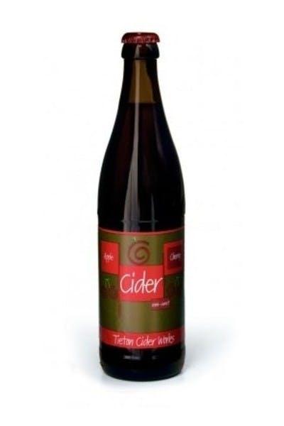 Tieton Cherry Blend Cider