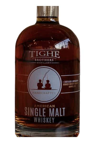 Tighe Brothers Single Malt Whiskey