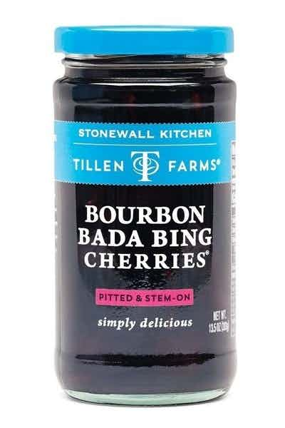 Tillen Farms Bourbon Bada Bing Cherries