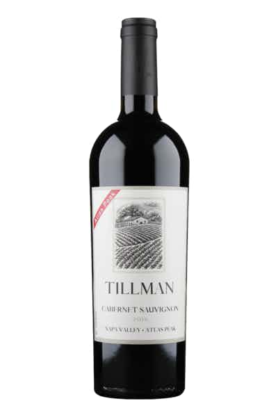 Tillman Vineyards Atlas Peak Napa Cabernet Sauvignon