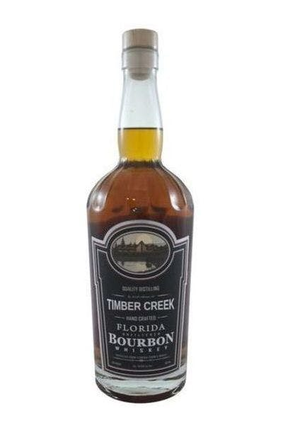 Timber Creek Florida Bourbon Whiskey