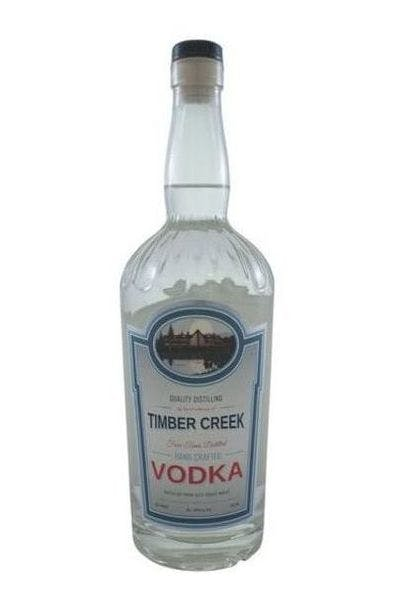 Timber Creek Vodka